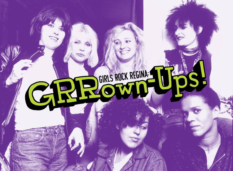 2019 GRRown Up Showcase - March 10 - All ages