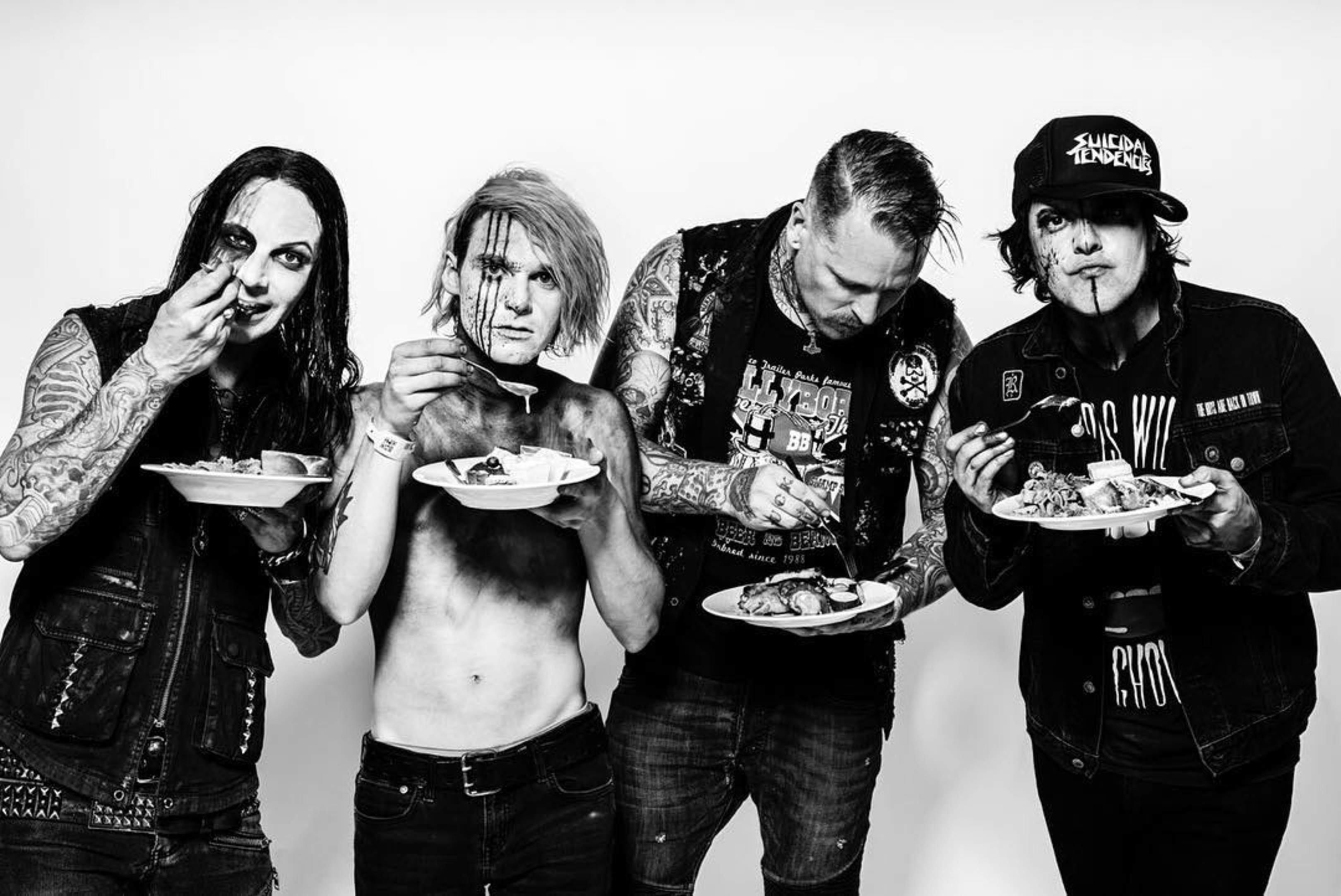 Combichrist, Silver Snakes w/ guests