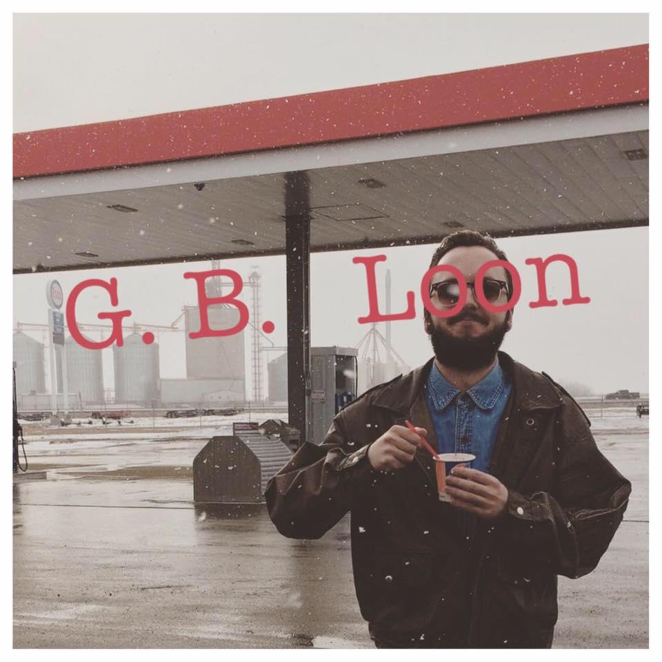 G.B.Loon and The Loonies Tape Release, Pop Pop Vernac, Mechadroid, Darkslide