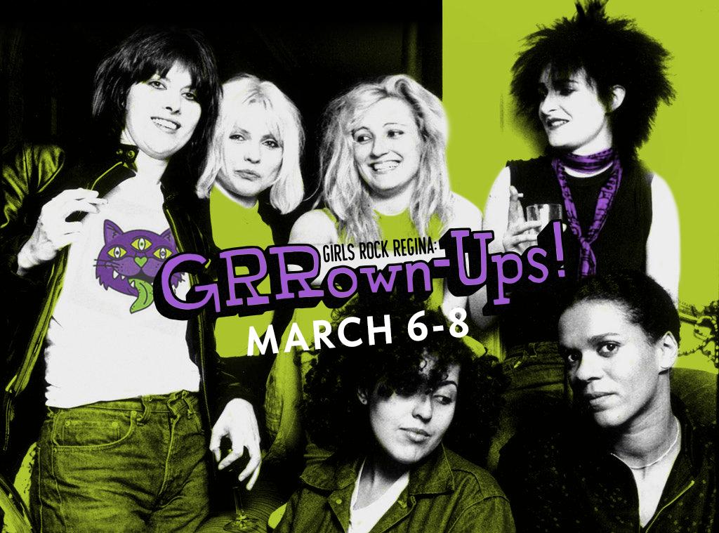 GRRown Ups
