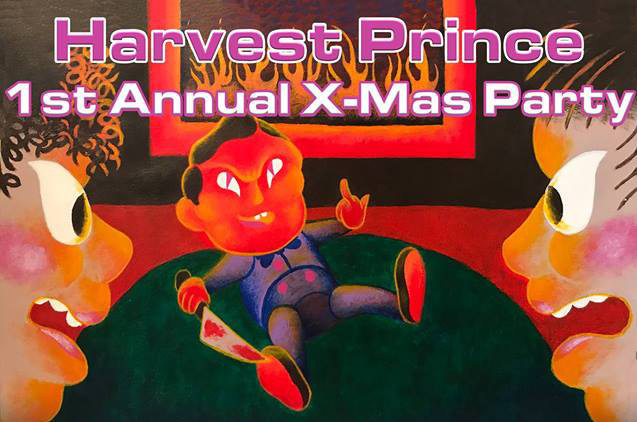 Harvest Prince Xmas Party