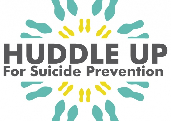 Huddle up for suicide prevention - Decades of Music party