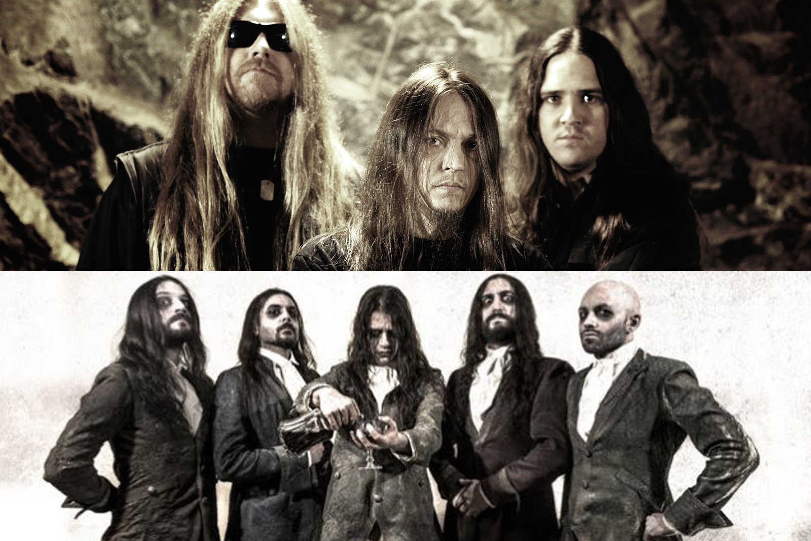 Hypocrisy and Fleshgod Apocalypse // Aenimus // Seeping Beauty