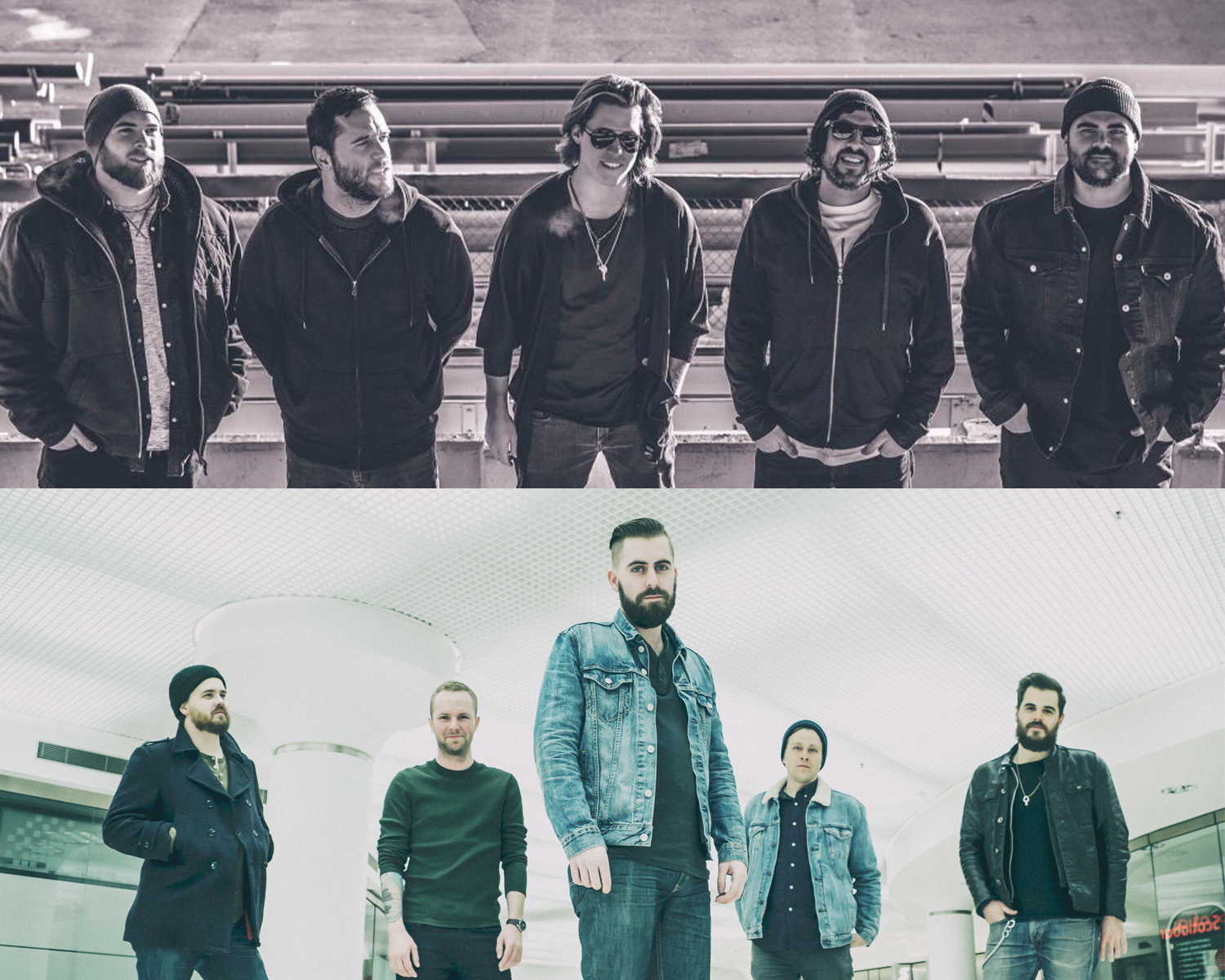 League of Wolves // the Proud Sons // the Deaf Idols