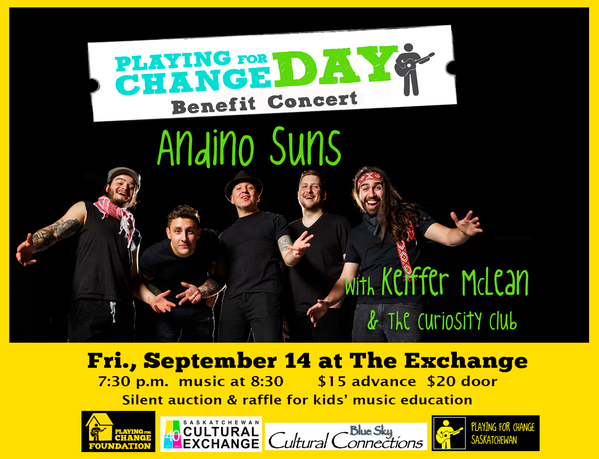PLAYING FOR CHANGE DAY 2018 |Playing Change Day