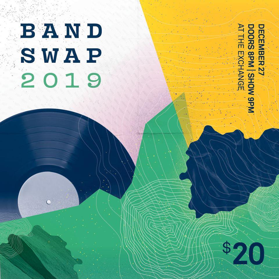 Regina Band Swap 2019
