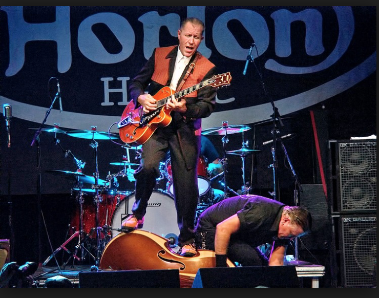 Reverend Horton Heat // Bloodshot Bill // the Delta Bombers // the Hooten Hallers