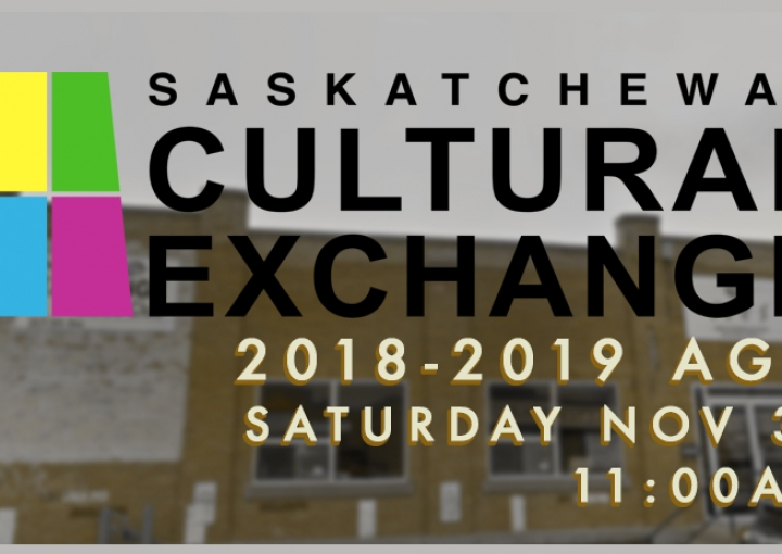 Saskatchewan Cultural Exchange Society - 2019 AGM
