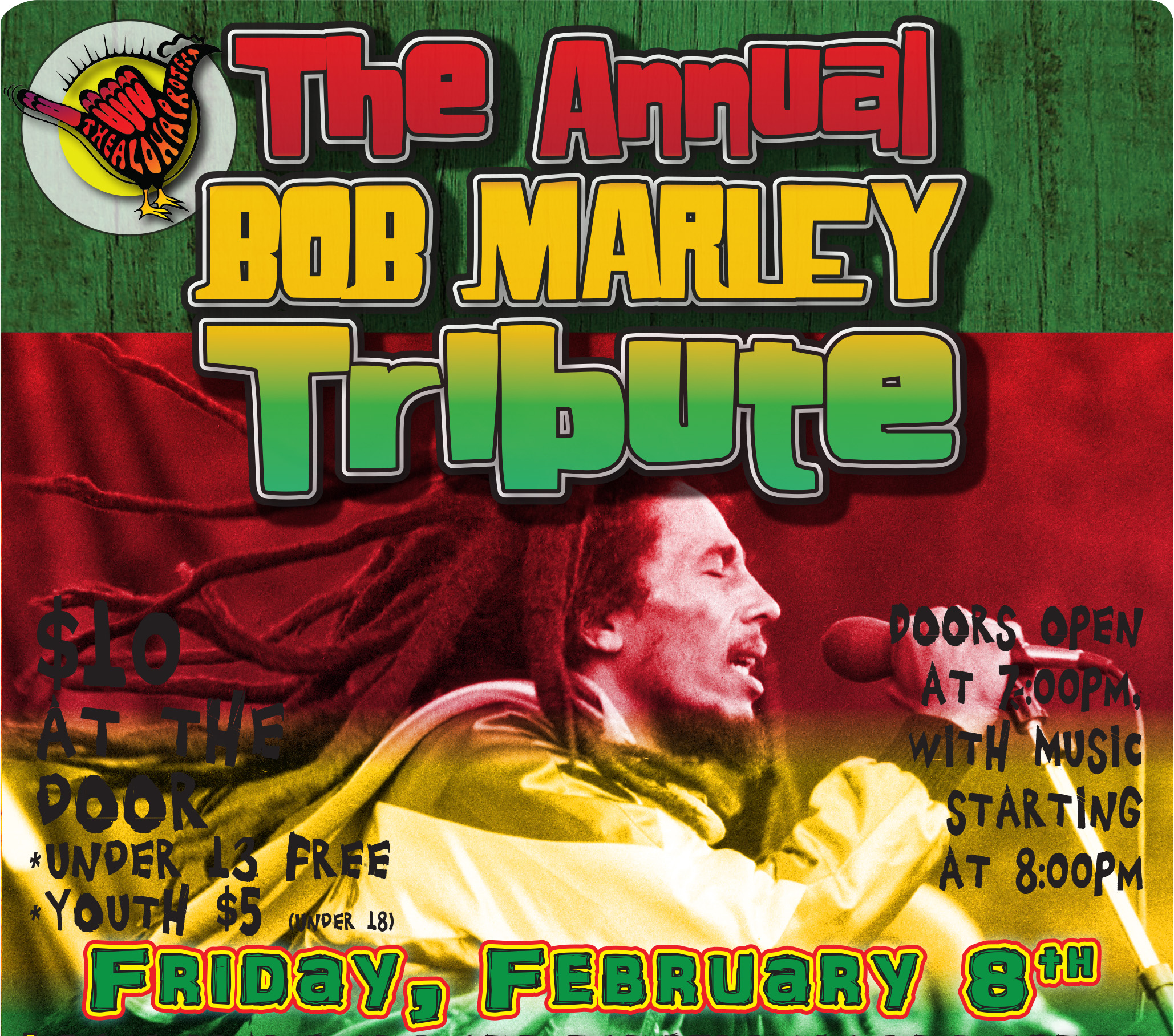 The Annual Bob Marley Tribute