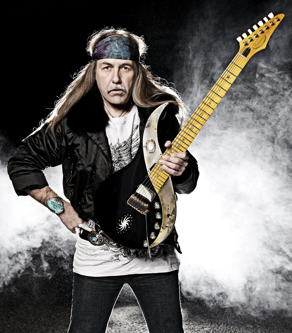 Uli Jon Roth Triple Anniversary World Tour