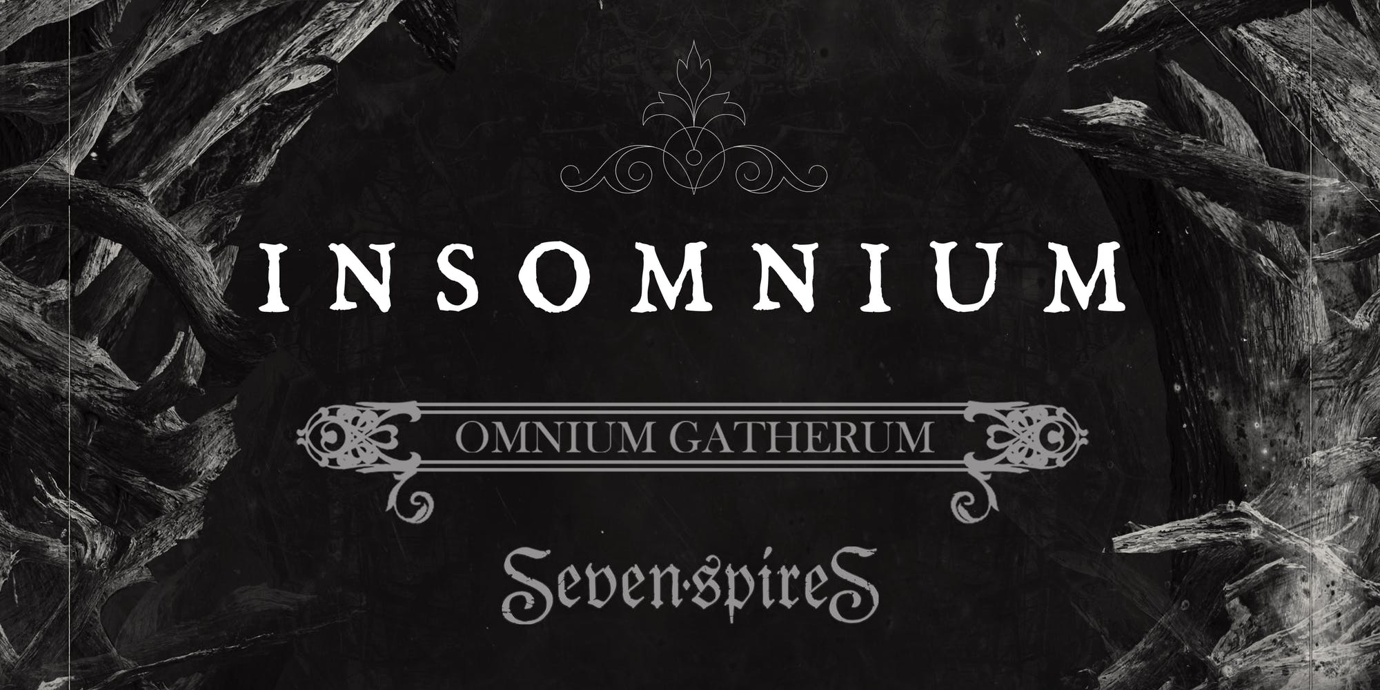 Insomnium, Omnium Gatherum, Seven Spires - Image 1