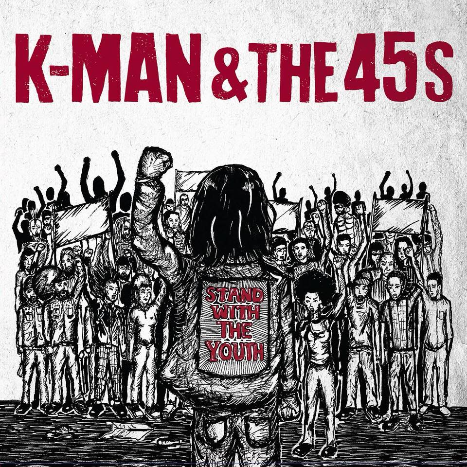 K-Man & The 45's w/ Let There Be Theremin and Bats Out! - Image 1