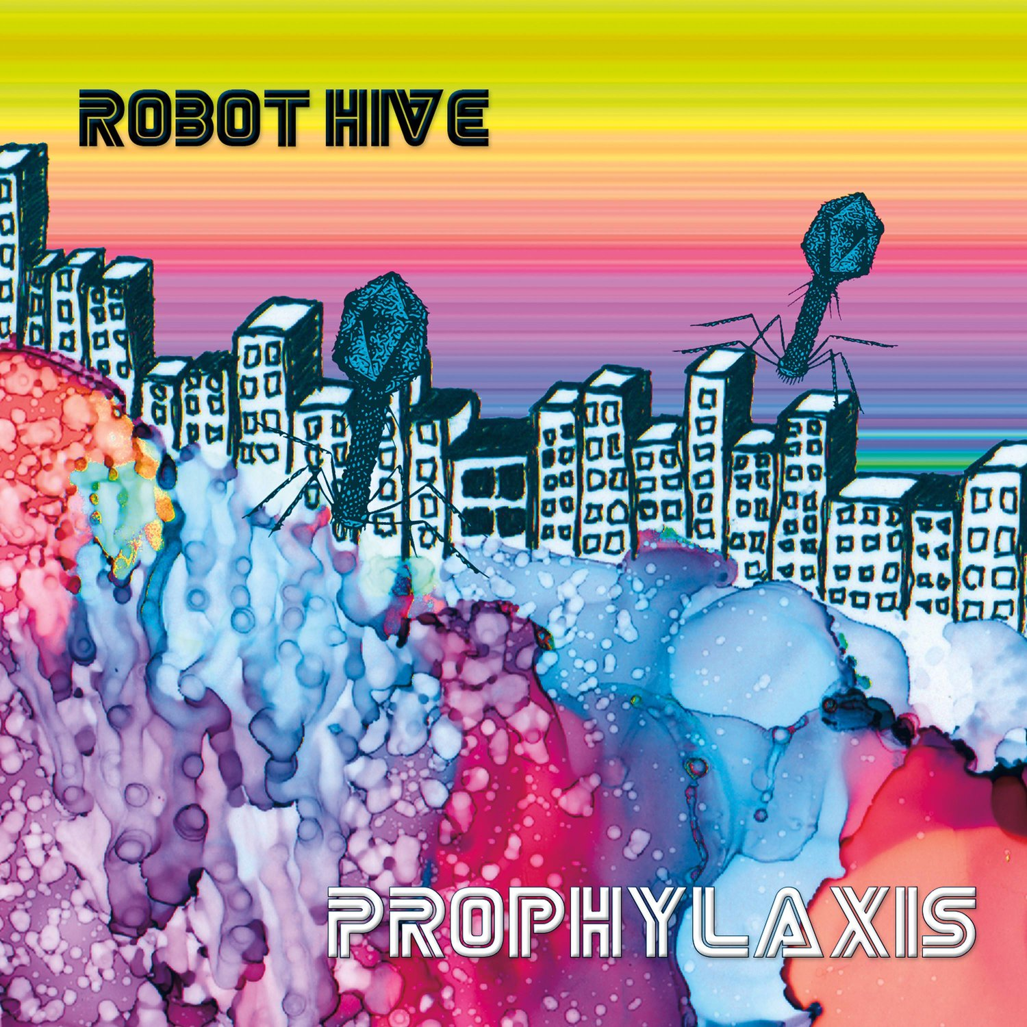 Robot Hive CD Release w Natural Sympathies - Image 1