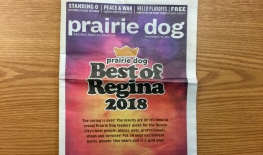 Thanks for Naming Us Regina's Best Live Music Venue