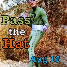 #Repost @passthehat with @get_repost ・・・ Guess what?! Pass The Hat is back August 16th at @theexchangelive.  Pay what you want. DM for seat reservations!