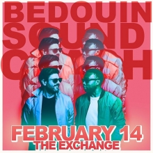Take care of Xmas and Valentines Day in one fell swoop.  Bedouin Soundclash tickets are a perfect gift and make a perfect date.  Available instore at Vintage Vinyl and online at theexchangelive.ca @bedouinsoundclash @vintagevinylsk #yqr #yqrevents #yqrwd