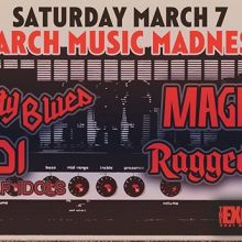 Tonight! @smallcityblues Magentic, @thedeafidols and Ragged Edge! Tickets at the door! #yqr #yqrevents #seeyqr #yqrwd #theexchangelive